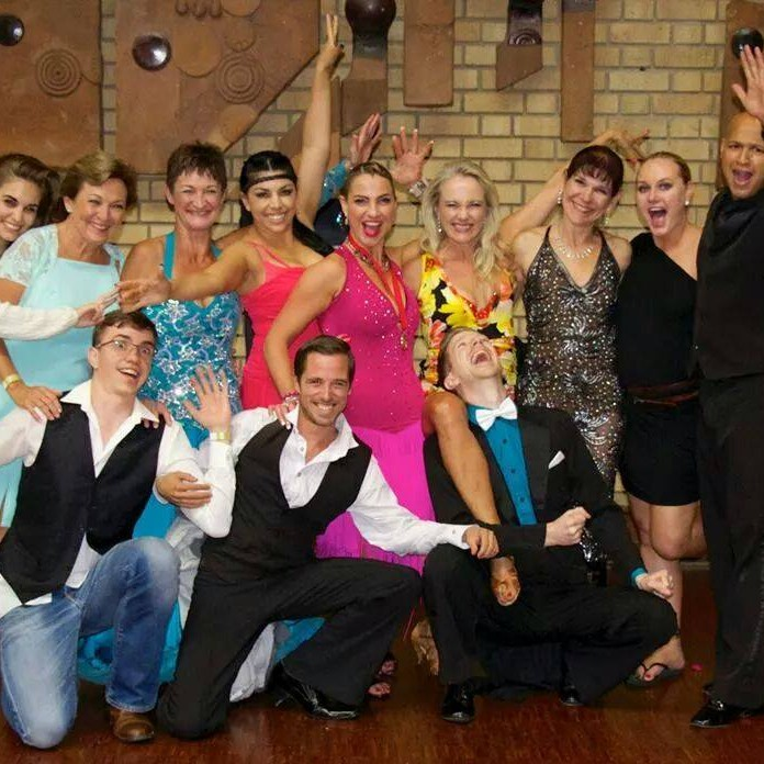 how to jazz dance cape town style